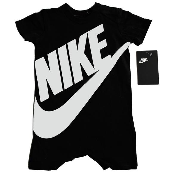 Nike Futura Romper Baby Coverall Bodysuit Boys